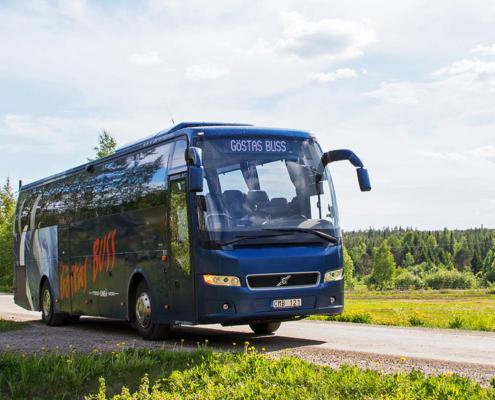 Göstas Buss, Yttersjö, Umeå